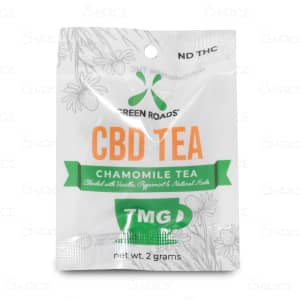 Green Roads CBD Chamomile Tea