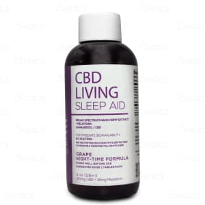 CBD Living Grape Sleep Aid