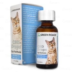 Green Roads CBD Drops Cat Formula