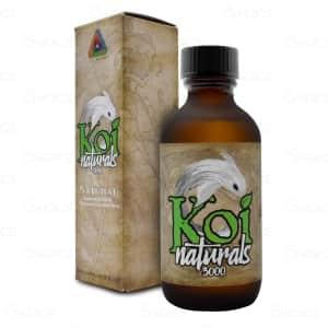 Koi CBD Natural Oil Spray 3000mg