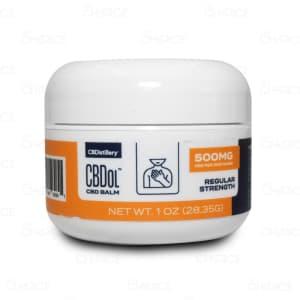 CBDistillery CBDol 500mg
