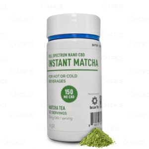 CBD Living Matcha Green Tea