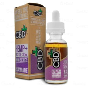 CBDfx Unflavored Oil, 1500mg