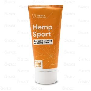 Bluebird Hemp Sport Lotion