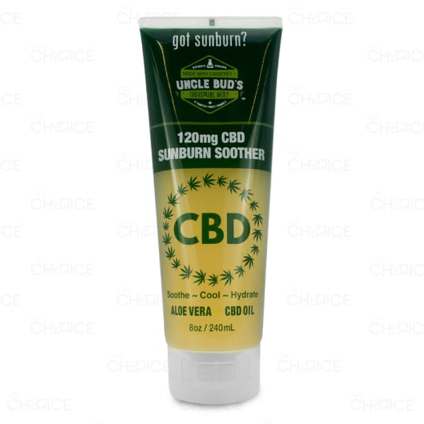 Uncle Bud's Aloe Sumburn Soother