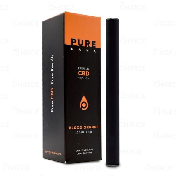PureKana Vape Blood Orange
