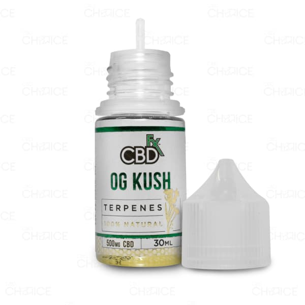 CBDfx OG Kush Terpene Additive, 500mg