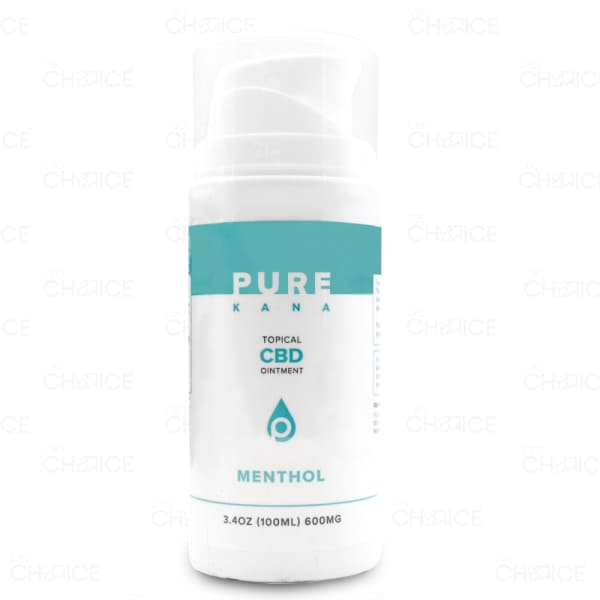 PureKana Mentholated Topical Ointment