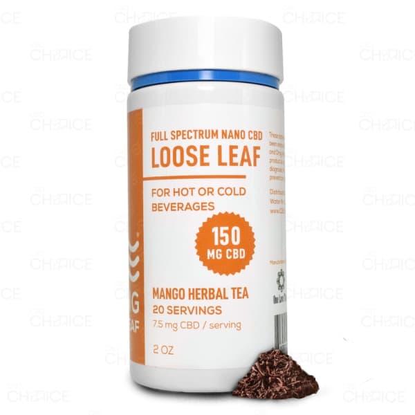 CBD Living Mango Herbal Tea