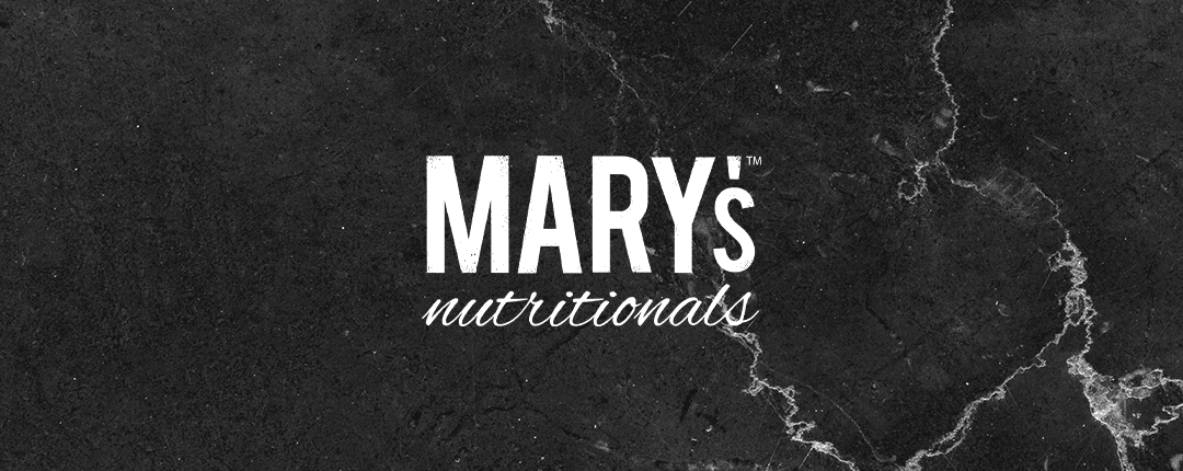 Mary's Nutritionals CBD Products