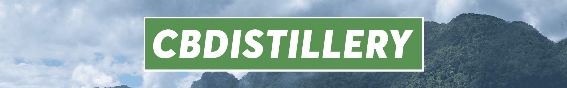 cbdistillery Products Banner logo