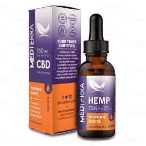 Medterra Immune Boost Drops
