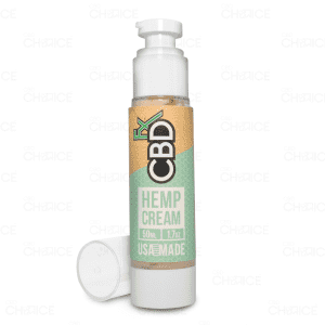 CBDfx Hemp Cream, 50ml