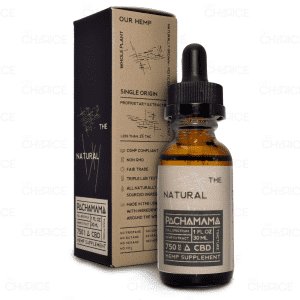 Pachamama The Natural bottle, 750mg