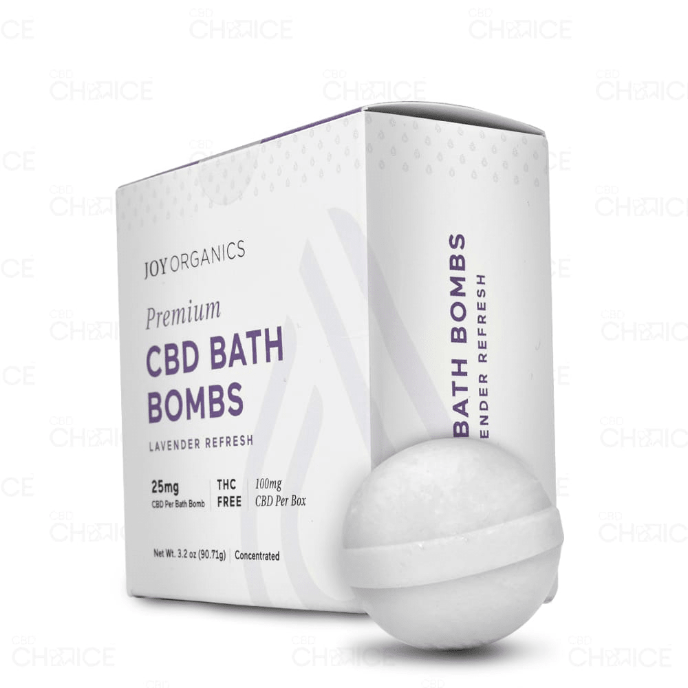 Joy CBD Bath Bombs
