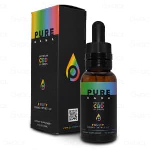 PureKana Fruity Pebbz CBD Oil 1000mg
