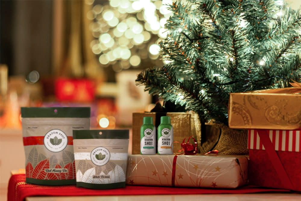 Kratom Spot Christmas Sale