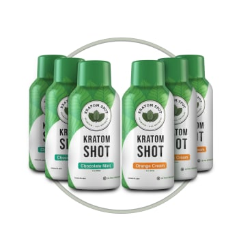 Ultra Strength Kratom Spot 6-Pack