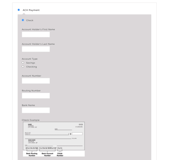 Buying kratom with ACH E-checks at Kratom Spot