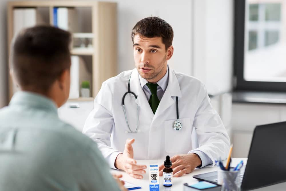 Talking to your doctor about CBD