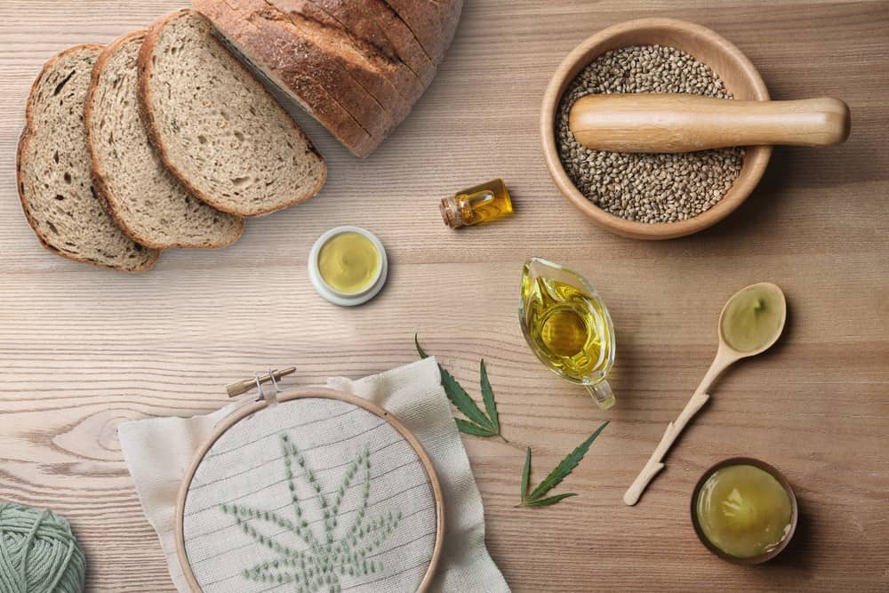All the things you can do with hemp