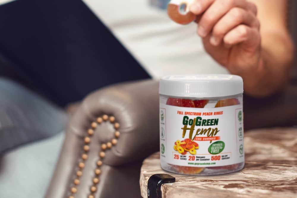 Is CBD candy a match made in heaven?