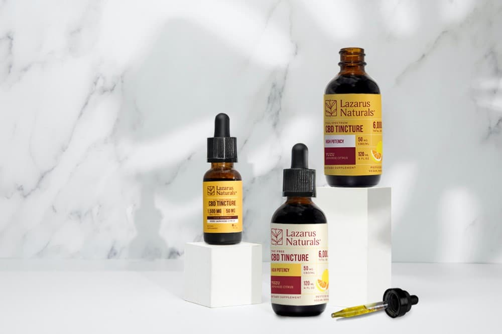 Why we love Lazarus Naturals CBD