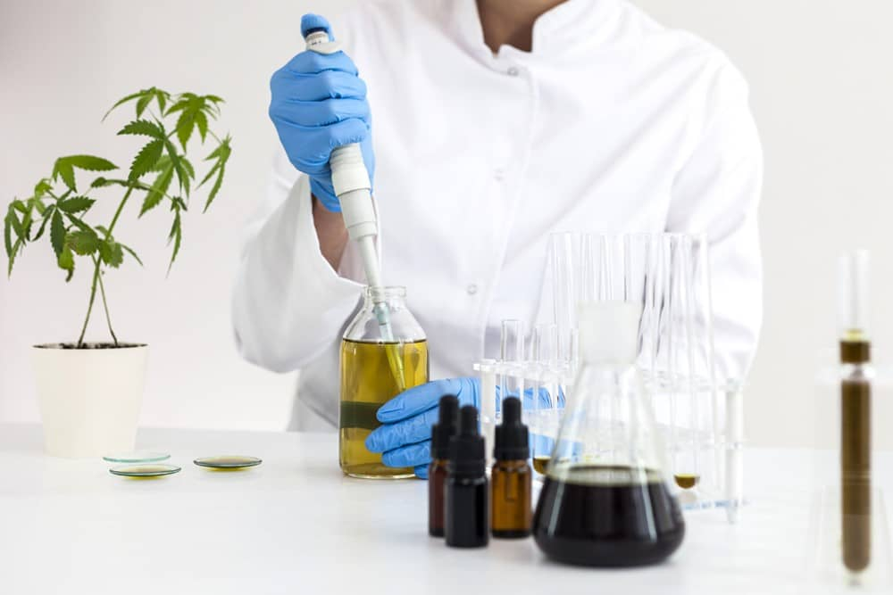 CBD Certificate of Analysis