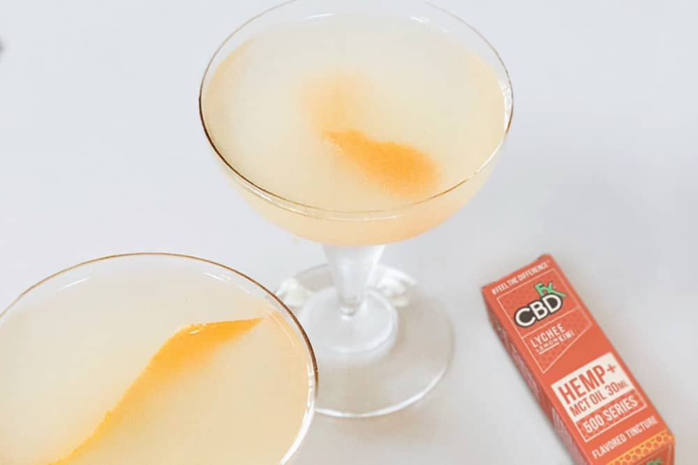 CBD Cocktail Recipes