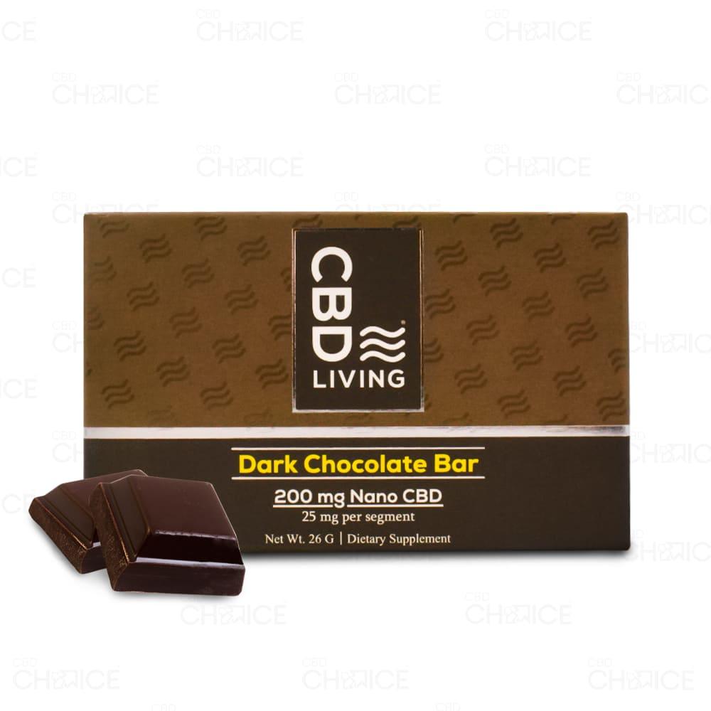 CBD Living CBD Dark Chocolate