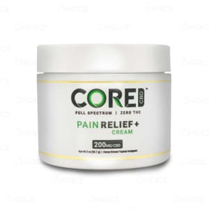 Core CBD Pain Relief Cream
