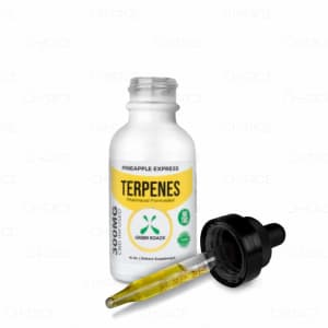 Green Roads Pineapple Express Terpenes, 300mg front