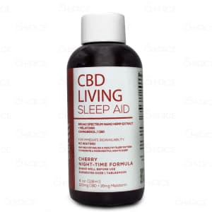 CBD Living Cherry Sleep Aid