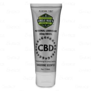 Uncle Bud's Personal Lubricant, 4oz