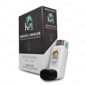 Koi Mojito Mint CBD Inhaler, 1000mg