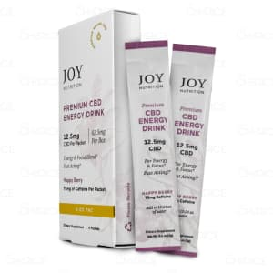 Joy Organics Premium Hemp Energy Drink