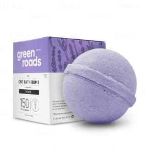 Green Roads Peace Bath Bomb