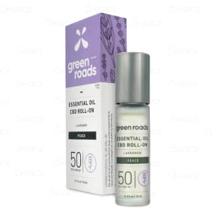 Green Roads Peace Essential Oil Roll On