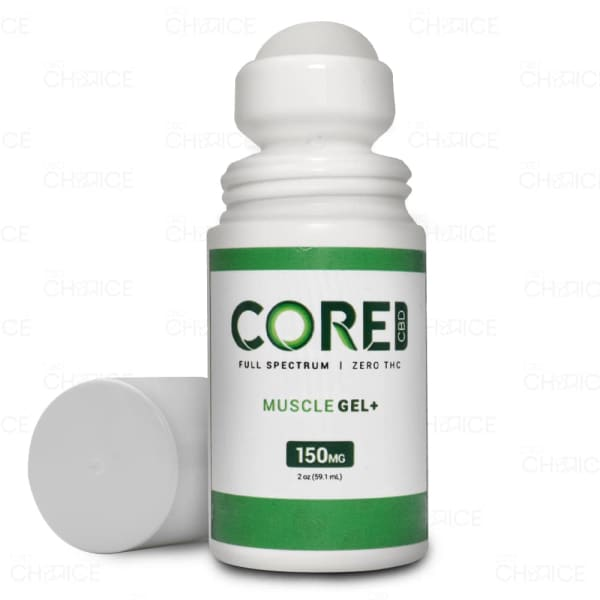 Core CBD Muscle Gel, 150mg