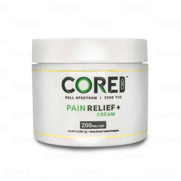 Core CBD Pain Relief Cream