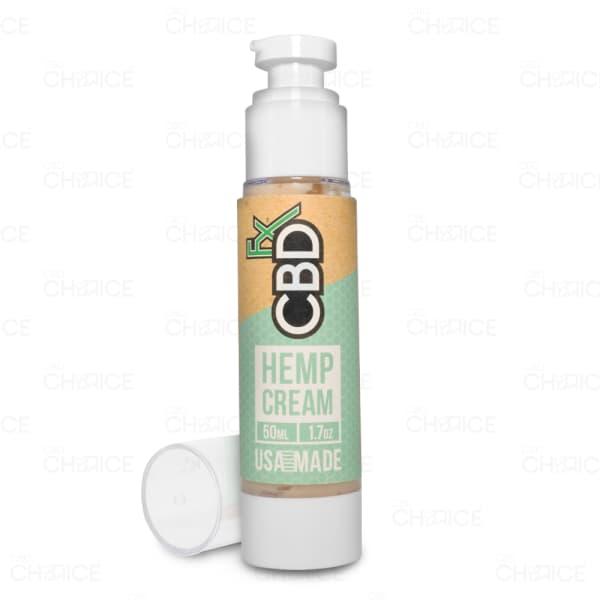CBDfx Hemp Cream, 50ml