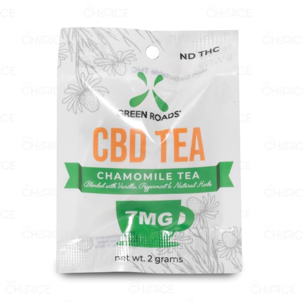Green Roads CBD Chamomile Tea