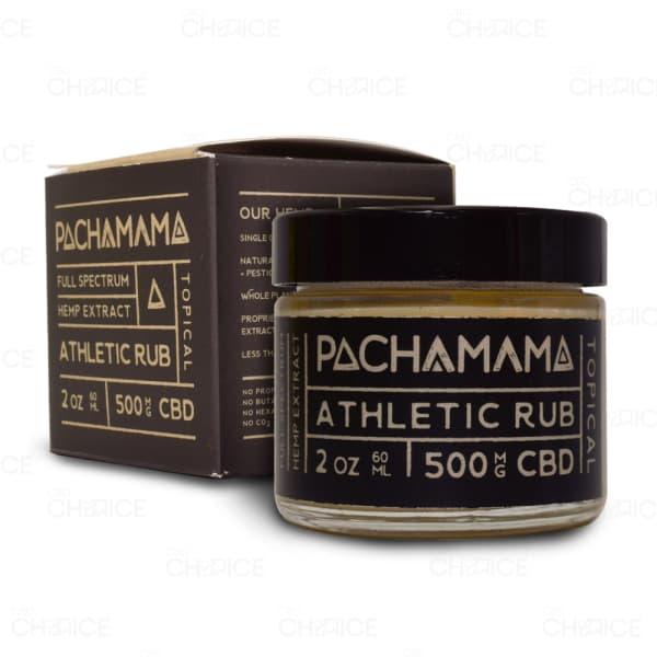 Pachamama Athletic Rub