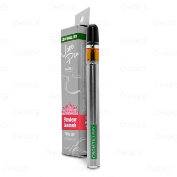 CBDistillery Strawberry Lemonade Vape Pen