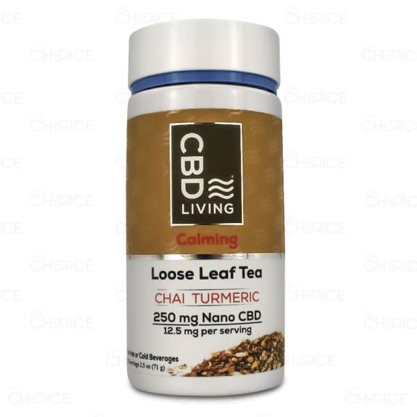 CBD Living Chai Turmeric Tea