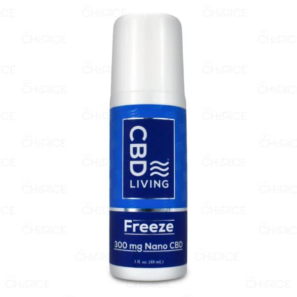 CBD Living Freeze Roll-On 300mg