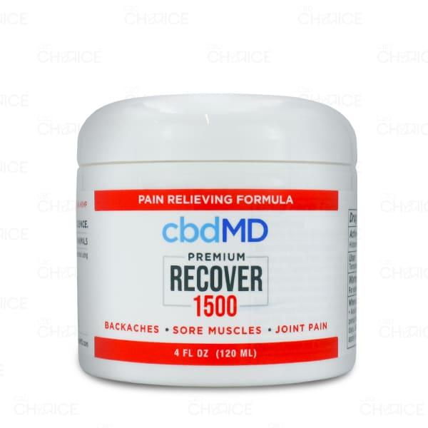 cbdMD Recover Tub, 1500mg