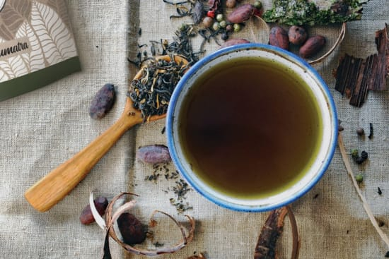 Natural Teas for Anxiety