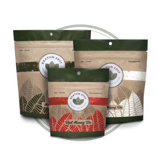 Maeng Da Kratom Sample Pack