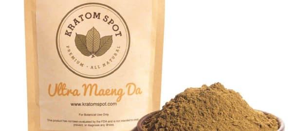 Ultra Maeng Da Kratom Powder